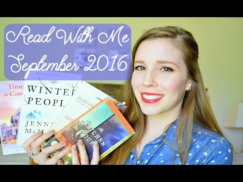 Read With Me! - September 2016 Book Reviews    Life With Sarah