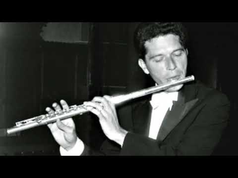 C. P. E. Bach: Flute Concerto in D minor - Aurèle Nicolet