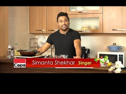 Caps ৫ মিনি্টৰ পেট পূজা || Simanta Shekhar, a singer from ...