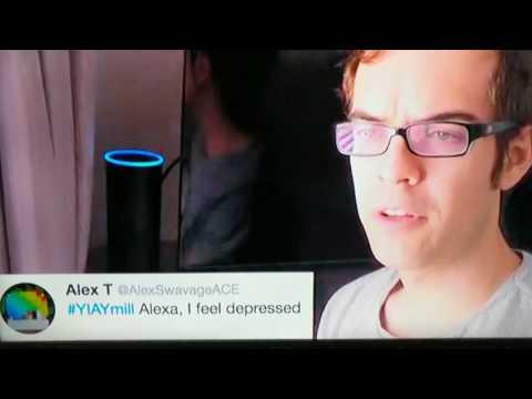 Alexa, I feel depressed thumbnail