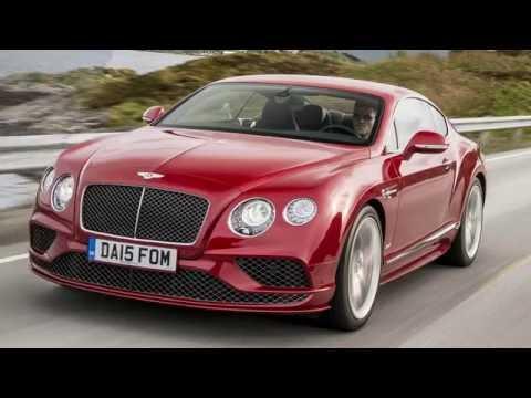 2017 bentley continental gt speed 6.0 w12 engine - youtube