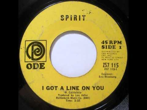 "Free Download Spirit ""i Got A Line On You"" Mp3 dan Mp4"