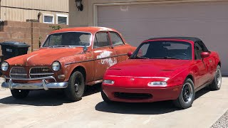 How/Why I Bought High Mileage Miata for less than $1,000