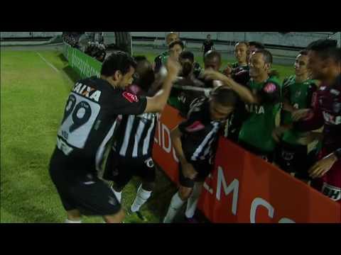 Os melhores momentos de Santa Cruz 3 x 3 Atlético MG pela 36ª rodada do Brasileirão