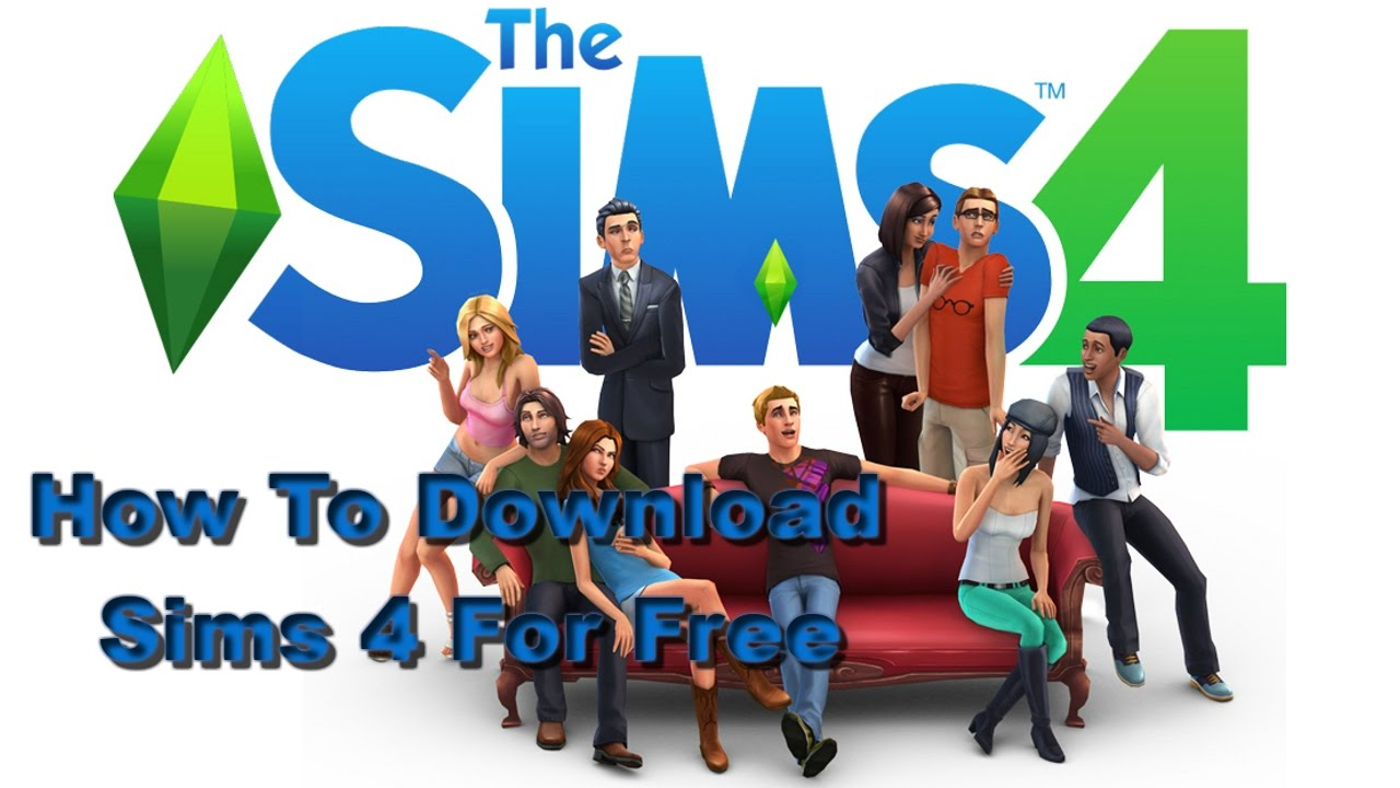 the sims 4 download free no torrent