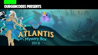 OURWORLD | 2016 ATLANTIS BOX + INDEPENDENCE DAY (rip nesting)