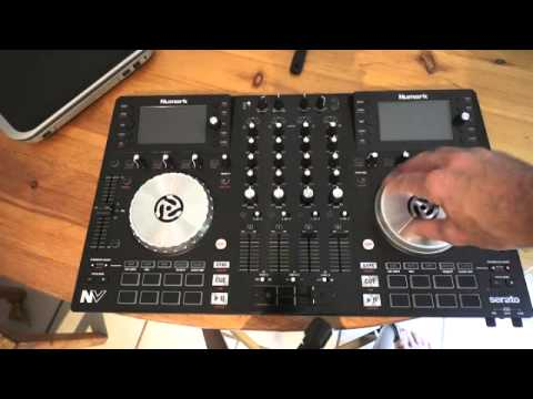 NUMARK NV BUILD QUALITY IS IT ANY GOOD Review by Ellaskins the DJ Tutor