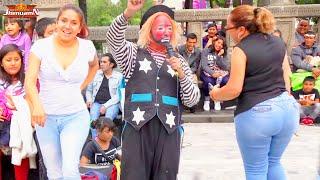 El Payaso mas viral de México Pikolin Show Pepito no va a clases