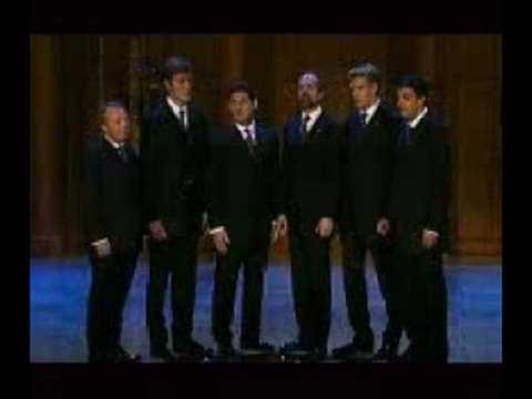 Lullabye (Goodnight My Angel) - King's Singers