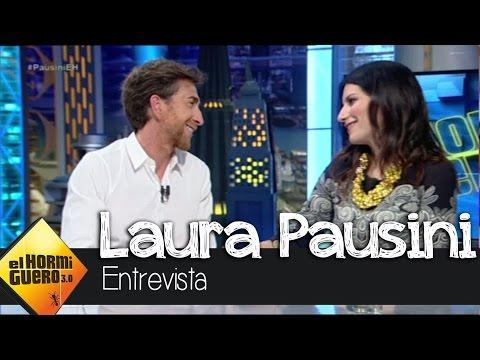 """Laura Pausini: """"Todavía no tengo la capacidad para captar las indirectas"""""""