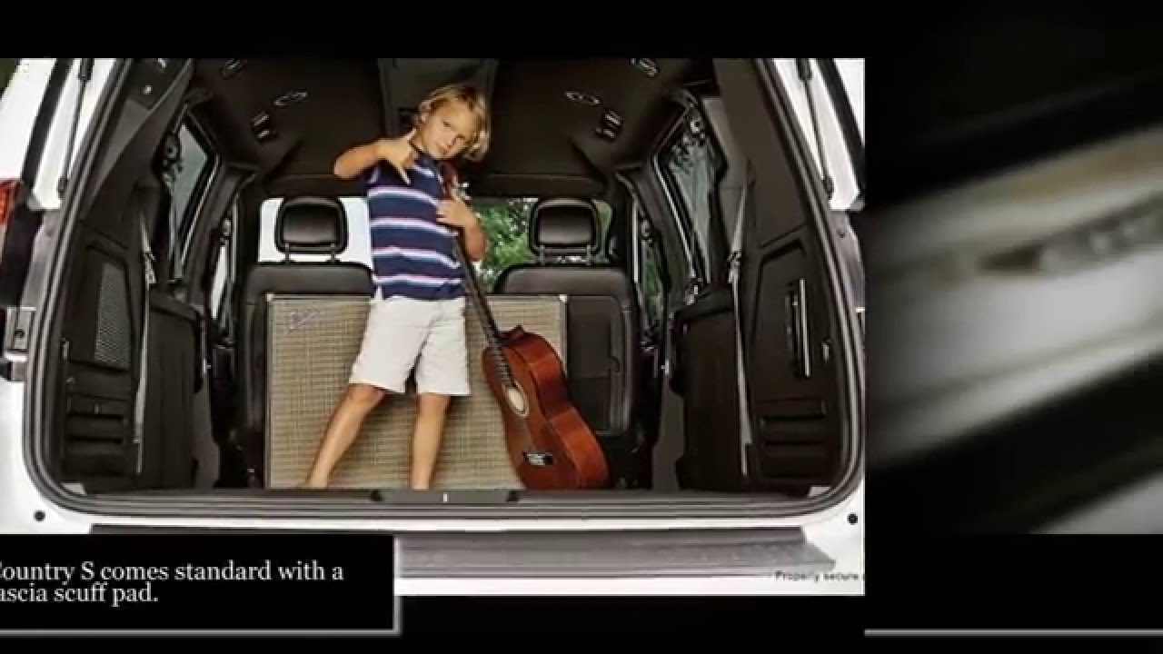 2016 chrysler town country limited platinum the. Black Bedroom Furniture Sets. Home Design Ideas