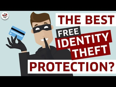 IDENTITY THEFT: Credit Freeze vs Credit Monitoring (BEST FREE Protection?)