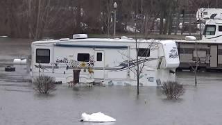 USA КИНО 1171. Рекордное наводнение! Репортаж с места событий