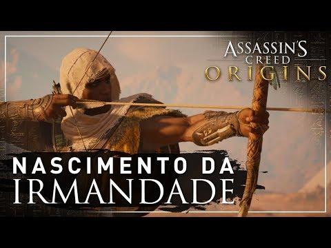 Assassin's Creed Origins: Nascimento da Irmandade