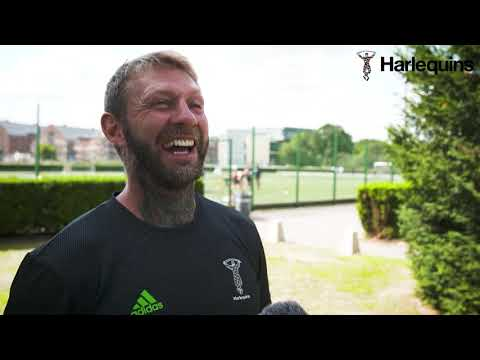 Sean Long On Pre-season, Moving South And His Role At Harlequins