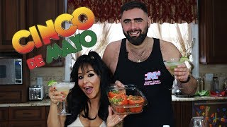 SNOOKI AND JOEY'S SKINNY DE MAYO | TACO AND STUFFED PEPPER CINCO DE MAYO RECIPIES
