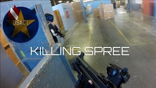 Killing Spree! (Elite Force UMP)