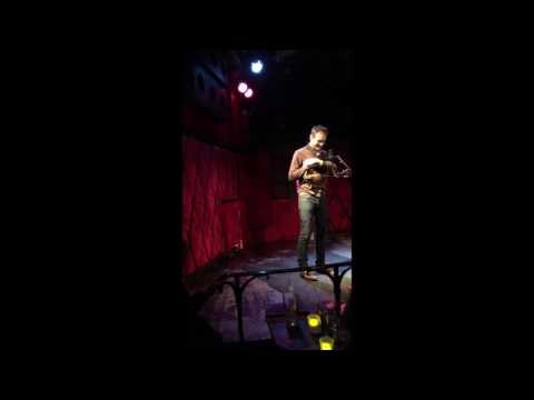 Chris Thile at Rockwood Music Hall Live 2017 (including Attaboy, Bach Partita n.2 in D minor, Julep)