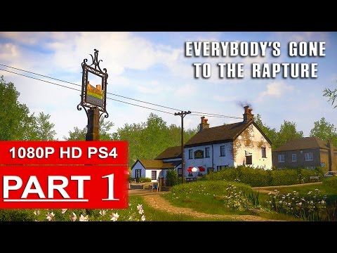 Everybody's Gone to the Rapture Gameplay Walkthrough Part 1 [1080p HD] - No Commentary