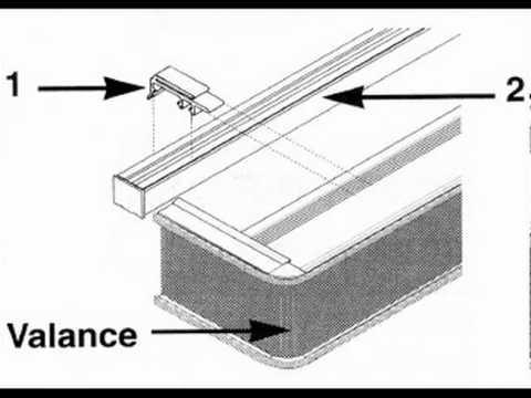 Vertical Blind Restring 102B - YouTube.flv - YouTube