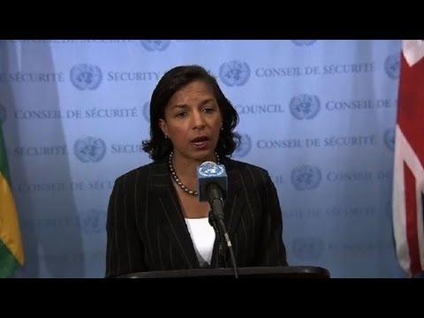 Syrie: Rice minimise l'éventualité d'une zone d'exclusion