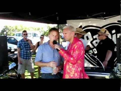 Big Gay Out 2011 - Phil Goff Interview