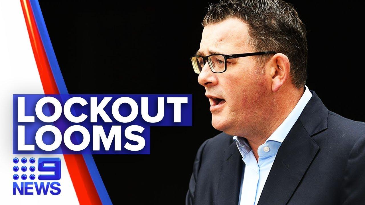 Coronavirus: Victoria in lockdown within next 48 hours   Nine News Australia