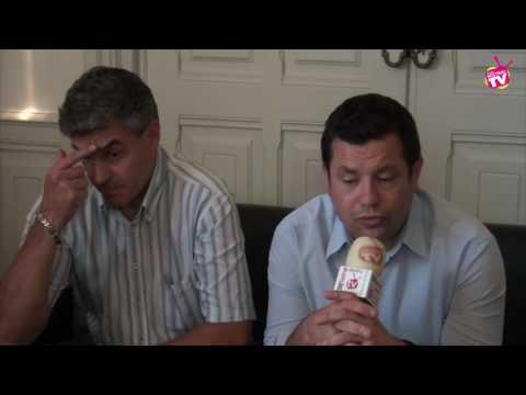 Conférence de presse OM / LAUSANNE