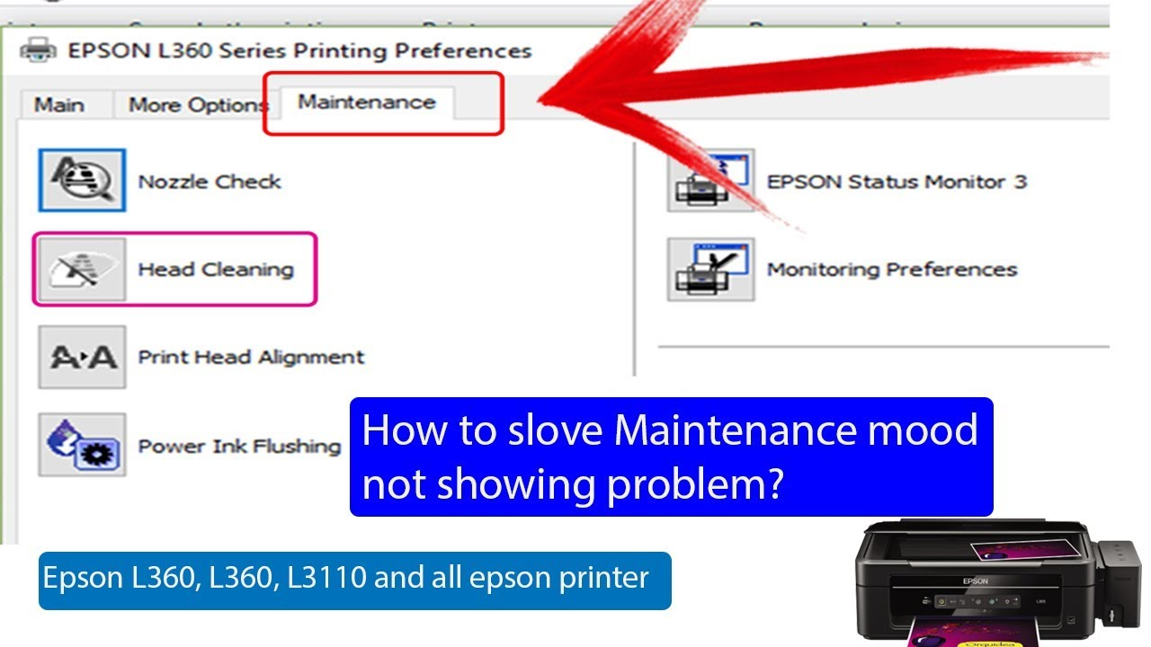 Download Epson printer driver from the official website