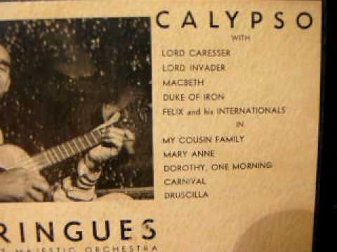calypso and meringues harold courlander folkways record fp8 recording 1
