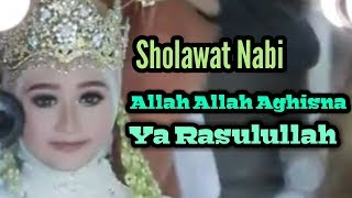 Sholawat Nabi Allah Allah Aghisna Ya Rasulullah Pasti Baper
