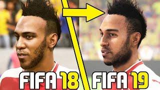 FIFA 19 - NEW FACES CONCEPTS (Aubameyang, Henderson & More) - FIFA 2018