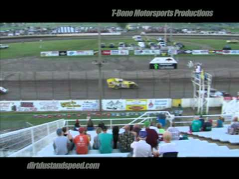 2011 Hawkeye Dirt Tour @ Lee County Speedway