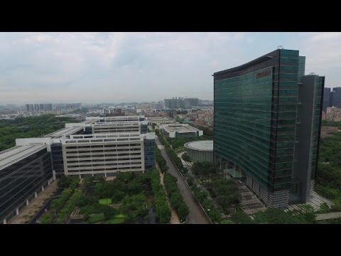 Inside A Chinese Tech Giant