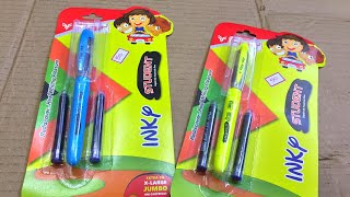 Unboxing and Review of Flair Inky Student Liquid Fountain Pen