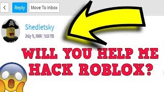 Reading OLD Roblox Messages From 2008!!