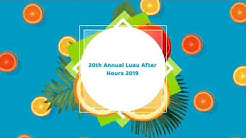 Lakeland Chamber and Citizens Bank & Trust Annual Luau After Hours 2019