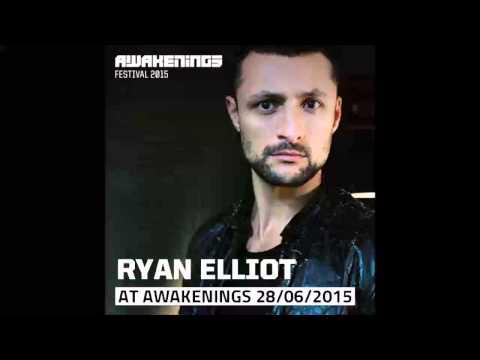 Ryan Elliot  @ Awakenings Festival 2015 Amsterdam (28.06.2015)