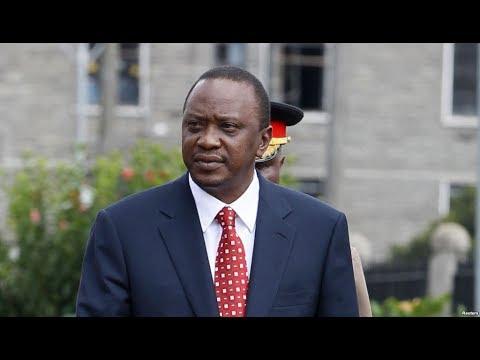 President Uhuru Kenyatta names his new Cabinet