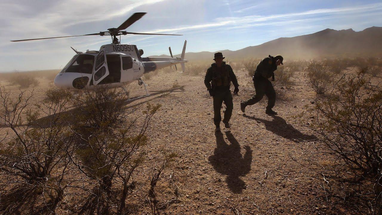 Download Salvan a indocumentado tras ser abandonado en el desierto de Arizona