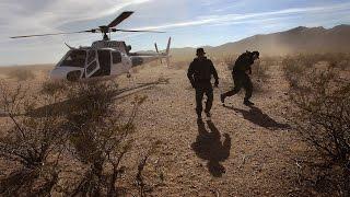 Salvan a indocumentado tras ser abandonado en el desierto de Arizona