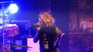 """Jennifer Rostock -LIVE- """"Fuchsteufelswild"""" @Berlin Jan 26, 2013"""