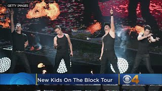 New Kids On The Block Announces Tour With Salt-N-Pepa, Tiffany, Debbie Gibson And Naughty By Nature Video