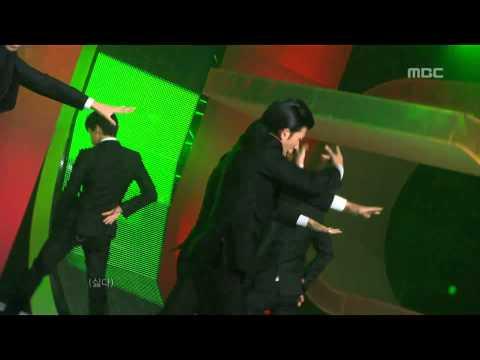 U-Kiss - Shut up!!, 유키스 - 시끄러!!, Music Core 20101009