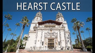 Hearst Castle: Grand Rooms Tour of California