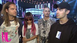 Joe Jonas & DNCE Talk Performing With Nick Jonas Billboard Music Awards 2016