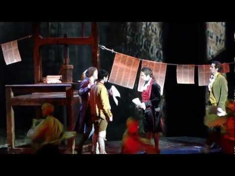 LIVE/1789, les amants de la Bastille - Hey Ha (intégrale) - Sébastien Agius