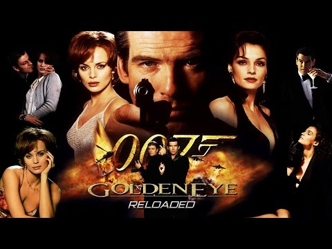 Goldeneye (1995) Movie Review