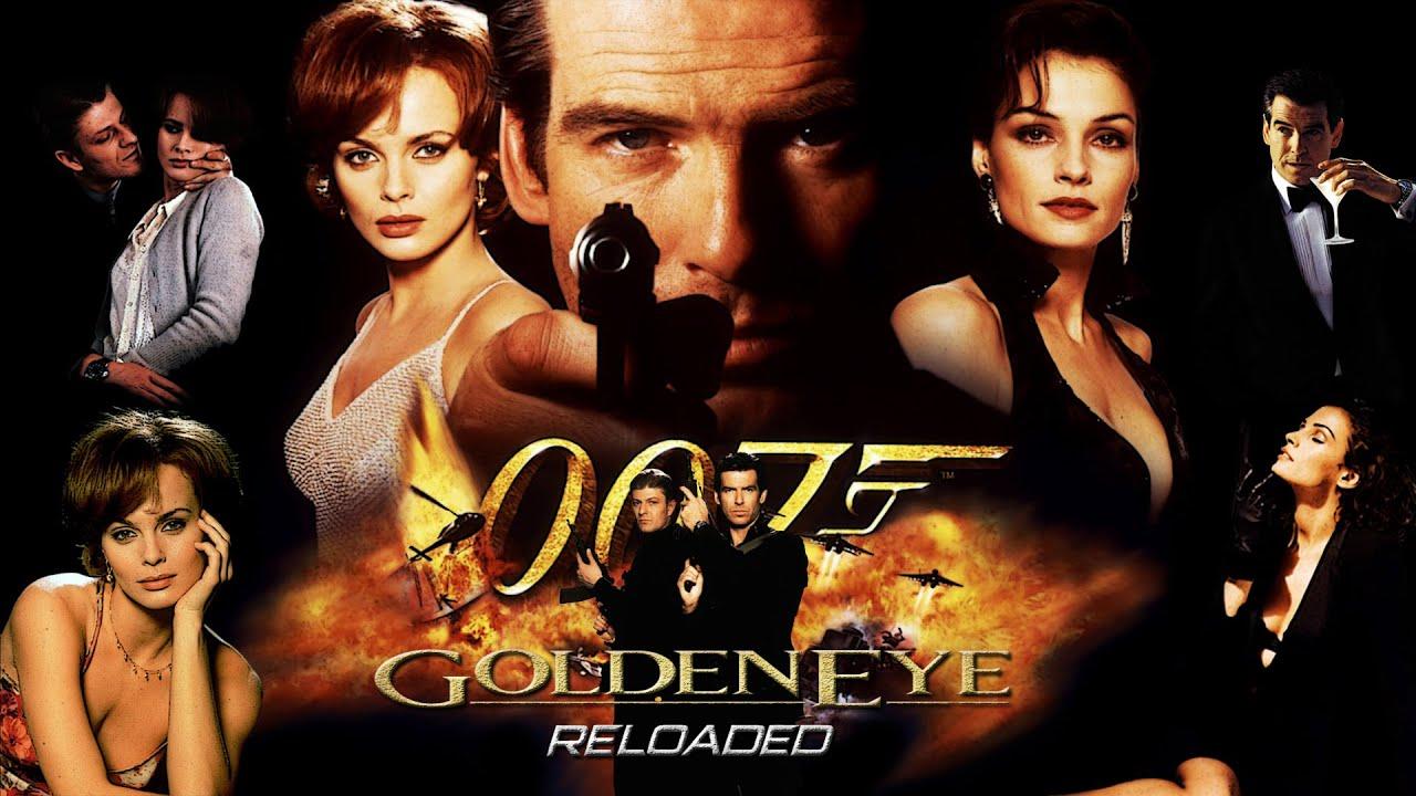 Goldeneye (1995) Movie...