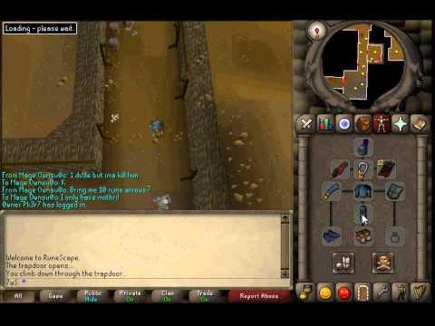 Runescape 2007 Earth Warrior Slayer Guide